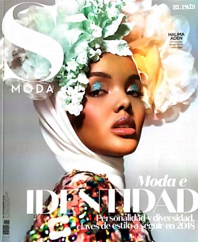 Revista S MODA, Salomé García