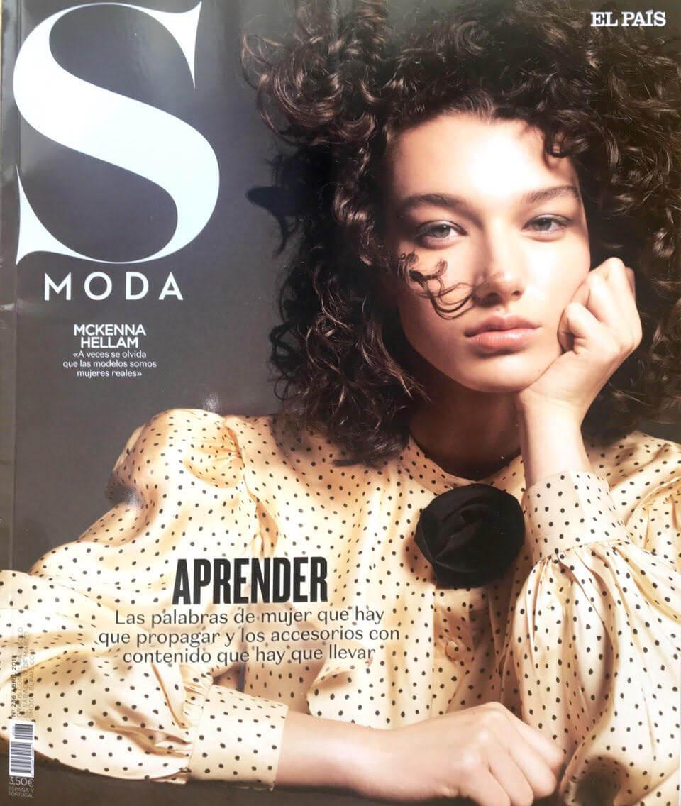 Revista S Moda Silvia Capafons