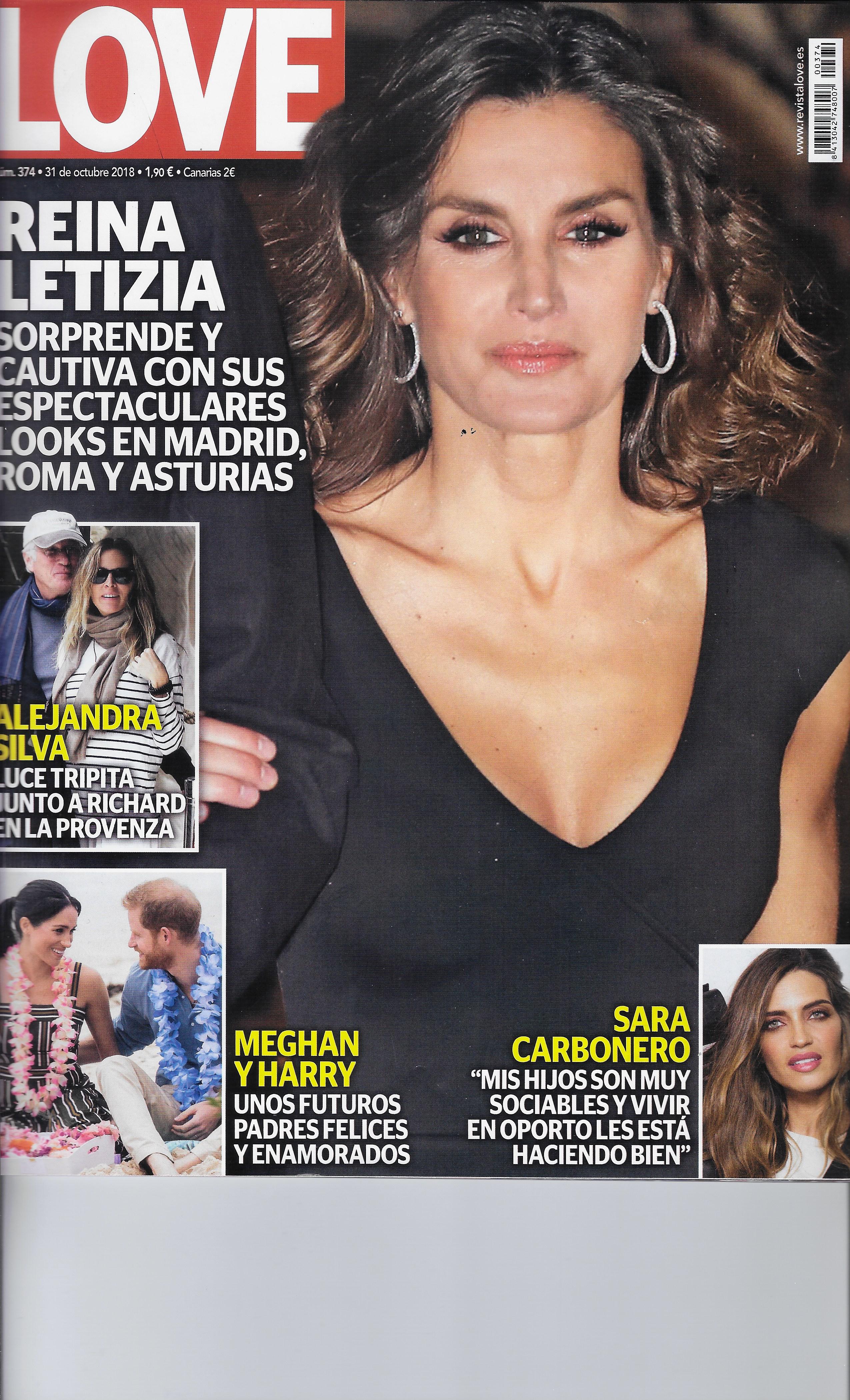 LOVE 31 octubre 2018 María Serralta
